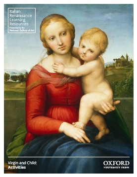 Virgin and Child Activity Guide