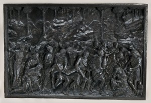 Andrea Briosco Riccio The Entombment, date unknown Bronze, 50.4 x 75.5 cm (19 13/16 x 29 3/4 in.) National Gallery of Art, Washington, DC, Samuel H. Kress Collection  Image courtesy of the Board of Trustees, National Gallery of Art