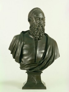 Benvenuto Cellini<br /><i>Portrait Bust of Bindo Altoviti (1490-1556)</i>, c. 1550<br />Bronze, h. 105.5 cm (41 1/2 in.)<br />© Isabella Stewart Gardner Museum/The Bridgeman Art Library